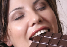 chokoladelille