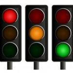 Traffic Lights Vector - Set of Three